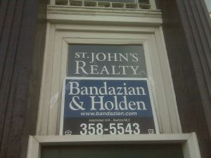 St Johns Realty AND Bandazian & Holden